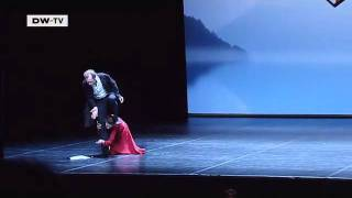 Renowned american choreographer john neumeier is regarded as a leading authority on the work of gustav mahler. for more than 40 years, he's been fascinated b...