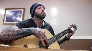 STAIND PARDON ME ACOUSTIC COVER SONG