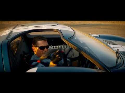 Тест машины на аэродинамику \ Ford против Ferrari