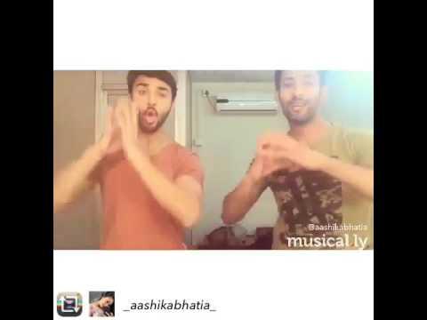 Ek shringaar Swabhimaan actors musically|| Ek shringaar swabhimaan||Kunal and karan offscreen masti