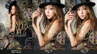 安室奈美恵- Namie Amuro- DVD&Blu-ray LiveStyle2014-CM-On Sale 2015 2 11!