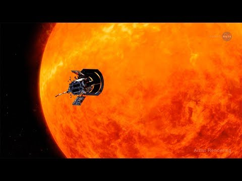 NASA ScienceCasts: The Parker Solar Probe - A Mission to Touch the Sun