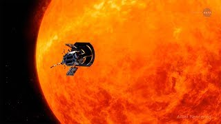 Nasa Sciencecasts: The Parker Solar Probe   A Mission To Touch The Sun