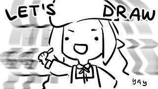 【DRAWING】 HIGH SPEED TAKO Pt. 2