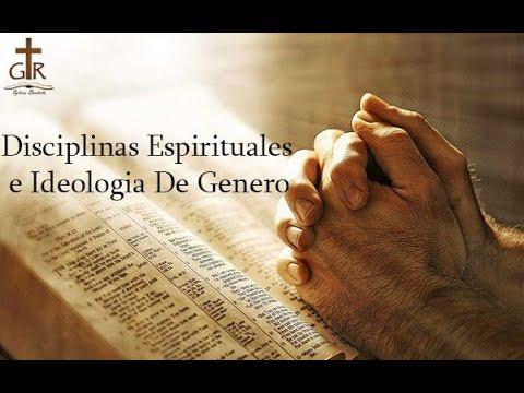 Disciplinas Espirituales (3) -  Pastor Ivan Reyes