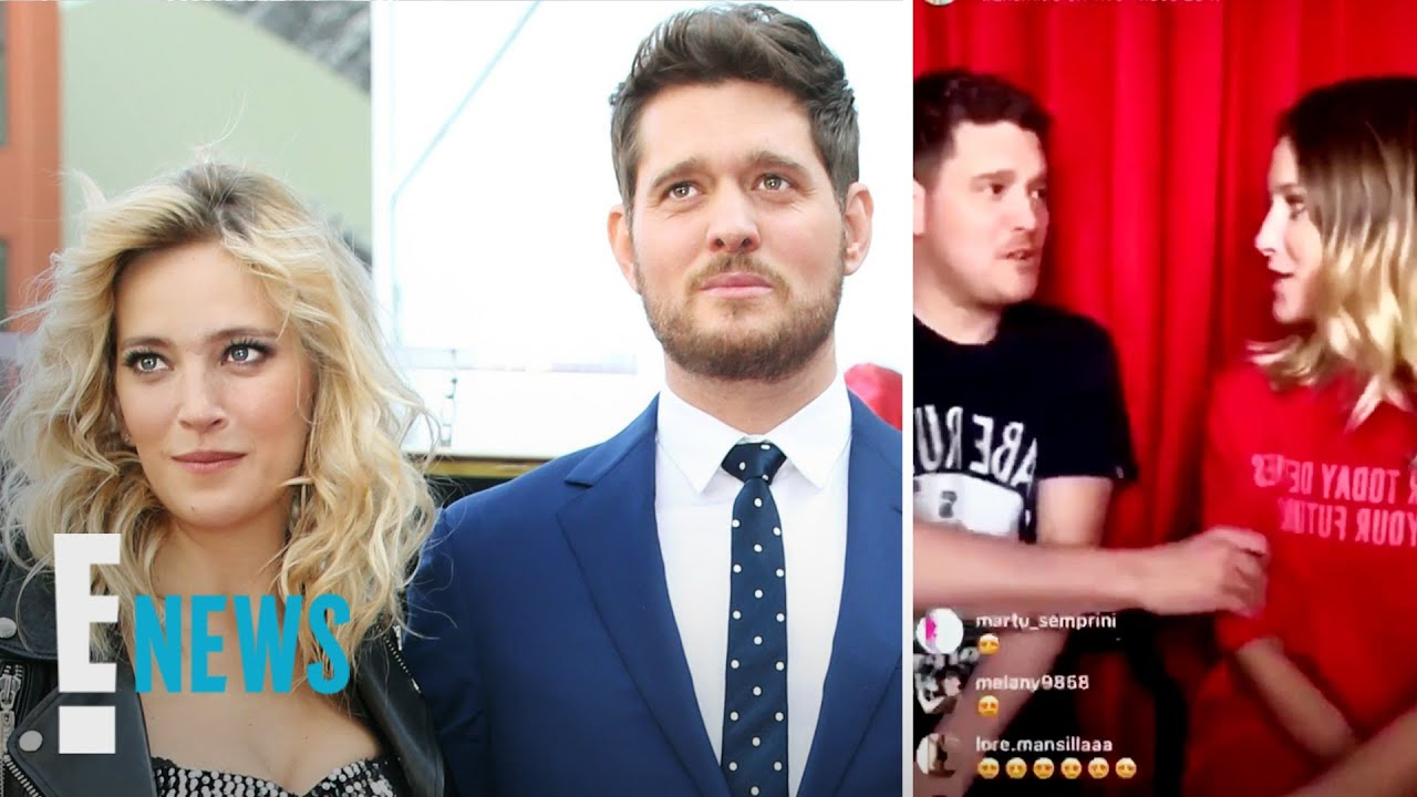 Luisana Lopilato Defends Husband Michael Bubl After Instagram ...