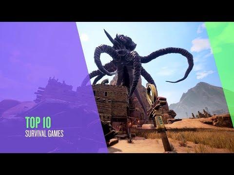 Top 10 Survival Games   Geek Gamer