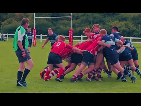 Stockton RFC Vs Bishop Auckland [Full Pre-Season Match]