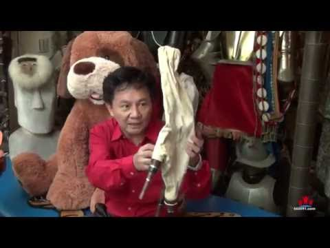 【Taiwan】Collections of Famous Chinese author Sanmao First time Exposed on Media