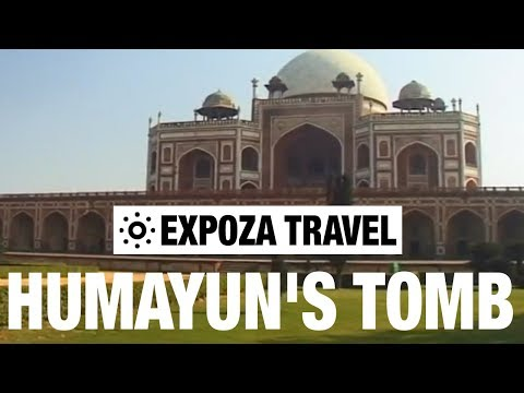 Humayun's Tomb (India) Vacation Travel Video Guide