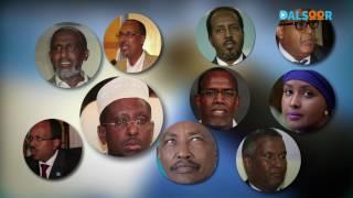 Madaxweynaha Soomaaliya oo wata baasaboor shisheeye? Somali President with foreign passport?