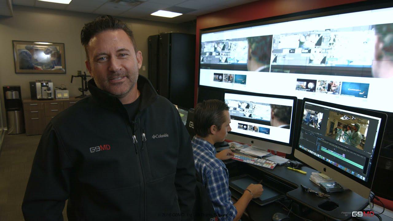 G9MD Broadcast Center