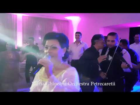 MARIA GHINEA SI ORCHESTRA PETRECARETII - MUZICA DE PETRECERE 2018 LIVE