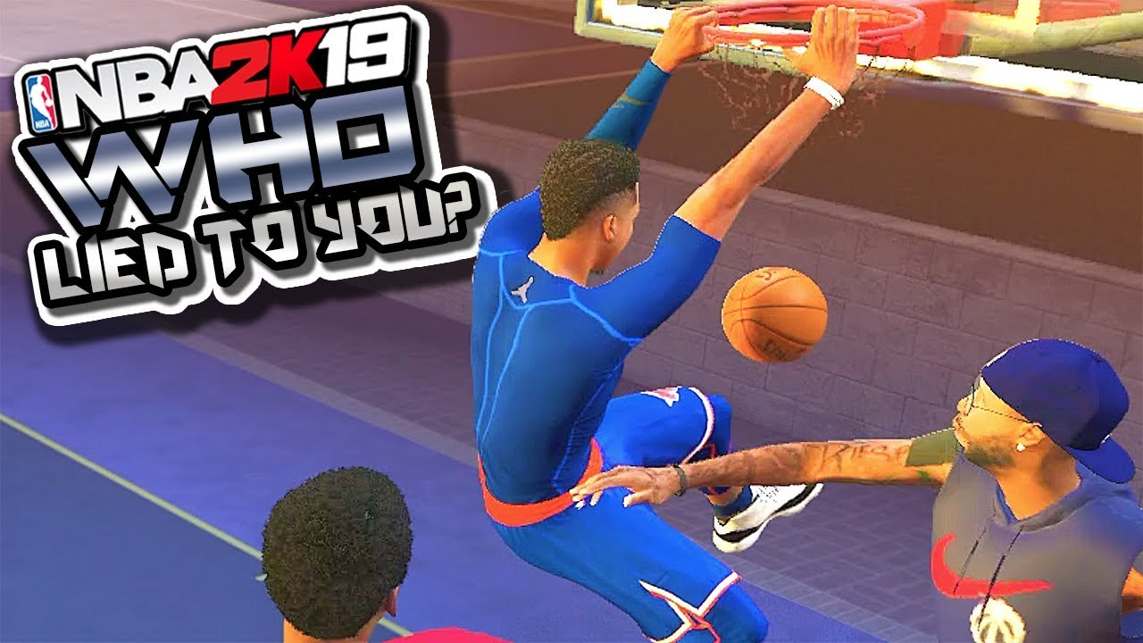 WHO LIED TO YOU About Your Archetype? - NBA 2K19 6'6 Shot Slasher