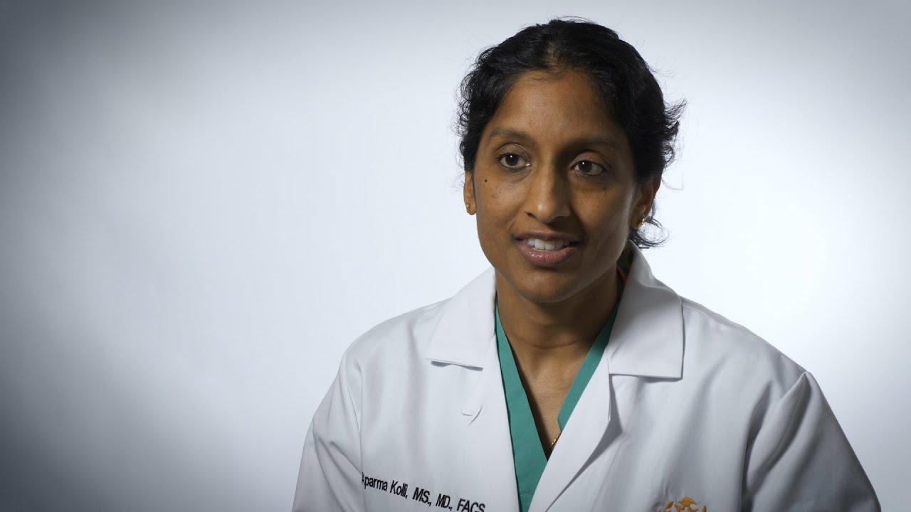 Aparna Kolli, MD – Trauma Surgeon with Mary Washington General Surgery & Trauma #Generalsurgery