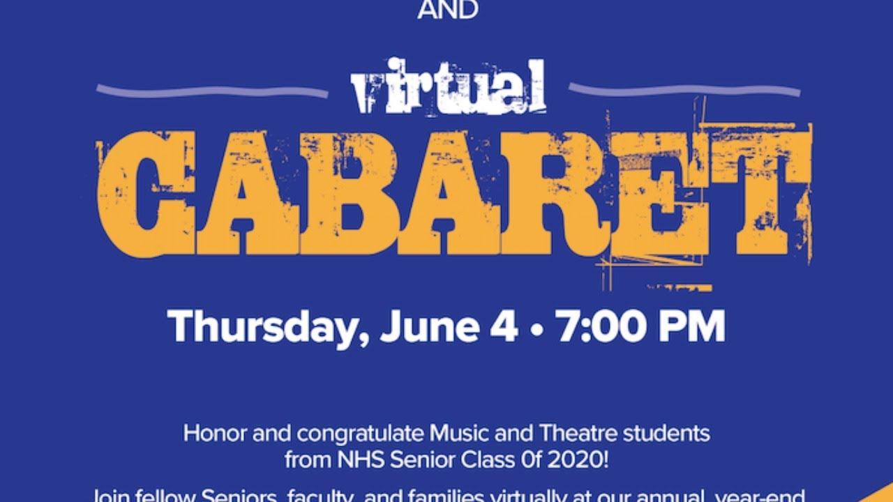 Virtual Cabaret!