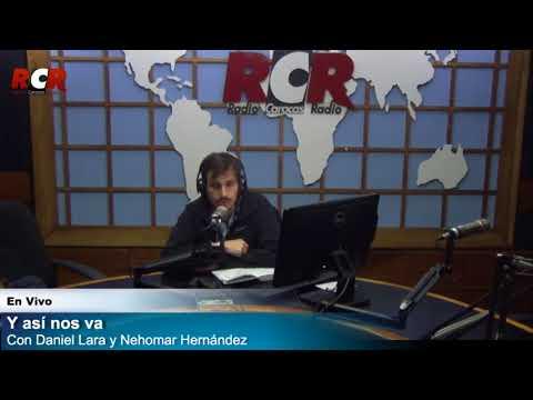 RCR750 -Y así nos va | Viernes 01/12/2017