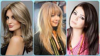 💗 Top 20 fryzury długie włosy cieniowane 💗