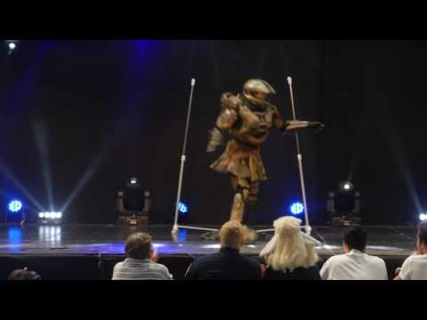 related image - Festival Mangalaxy 2016 - Concours Cosplay Dimanche - 03 - Halo 4 - Master Chief