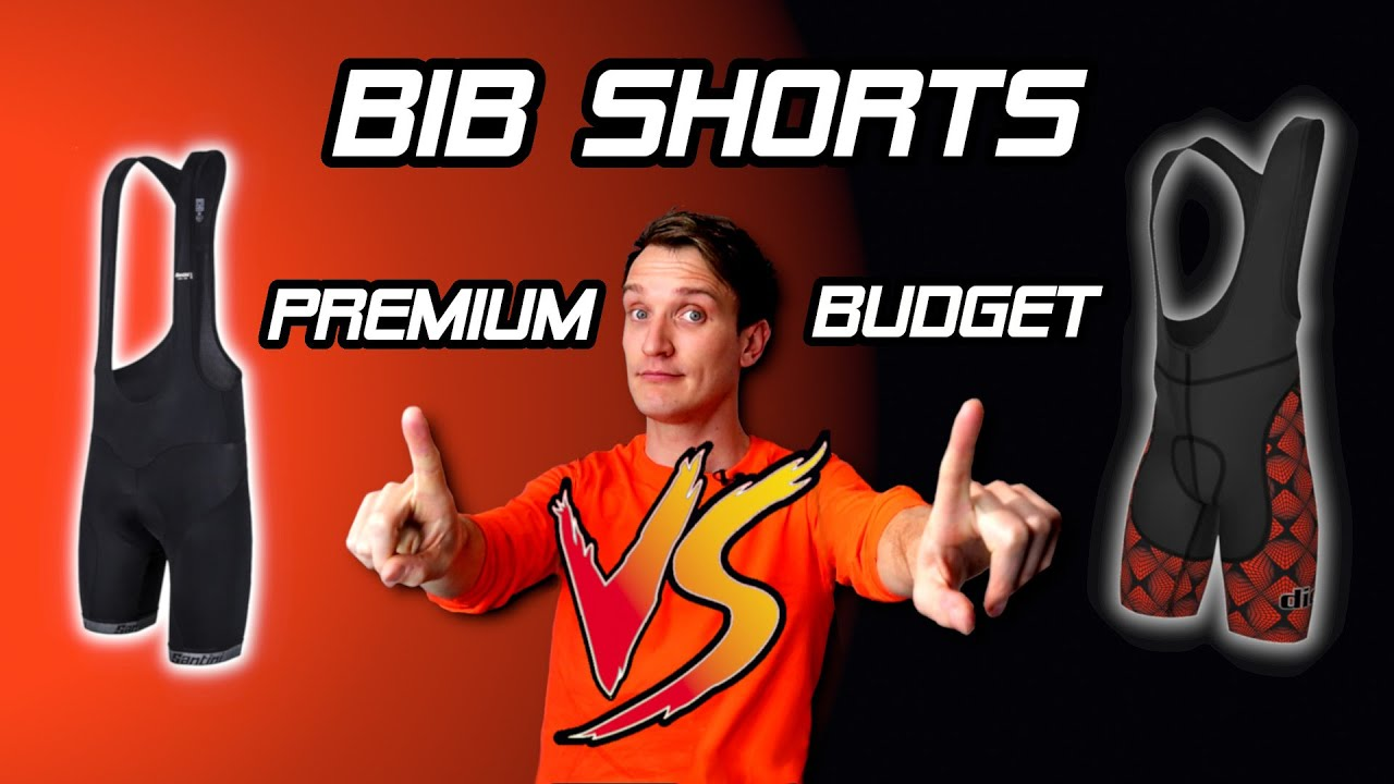 Premium vs Budget BIB SHORTS, does cost make a difference?