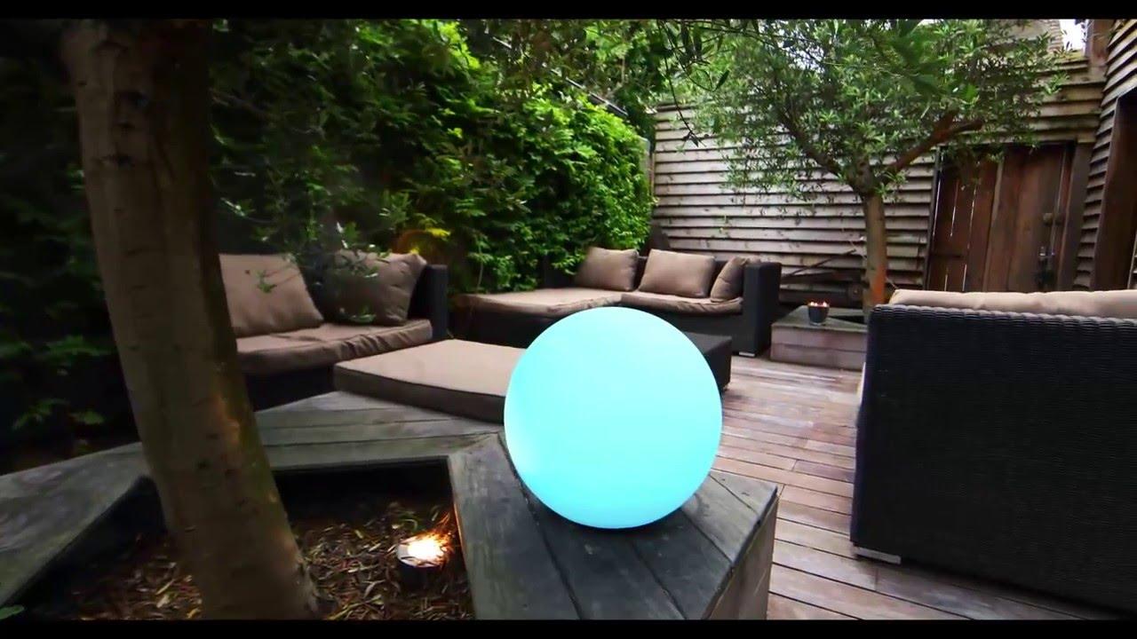 univers domotique pr sente la lampe d corative smartlight ambiance awox youtube. Black Bedroom Furniture Sets. Home Design Ideas