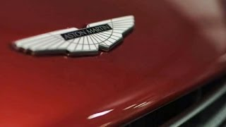 Aston Martin Vanquish - Under the Hood - Supercar Garage - Top Gear Live 2014