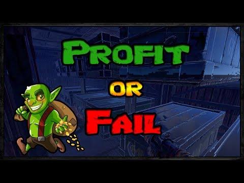 JACKPOT ON RUSTAFIED  - Profit or Fail #8 | Rust