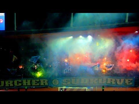 GHS in Zürich - FC Zürich vs. Grasshopper-Club Zürich - 28.02.2018