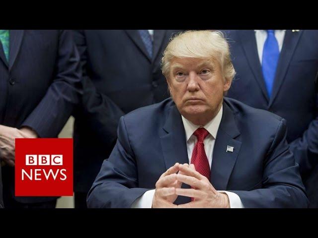 five-ways-donald-trump-has-changed-the-us-bbc-news