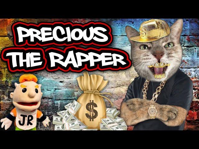 SML Movie: Precious The Rapper!