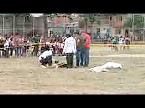 Soccer Ref Murdered By Player in Argentina