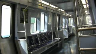 HD-MBTA Blue Line Ride From Wonderland to Bowdoin