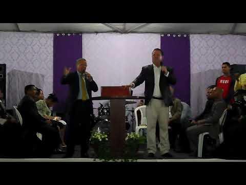 Pastor James Brian - Pregação: Jesus  O Restaurador