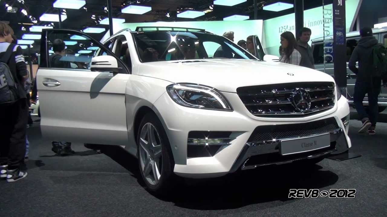 Mercedes Ml 350 W166 Amg Package On Details Youtube