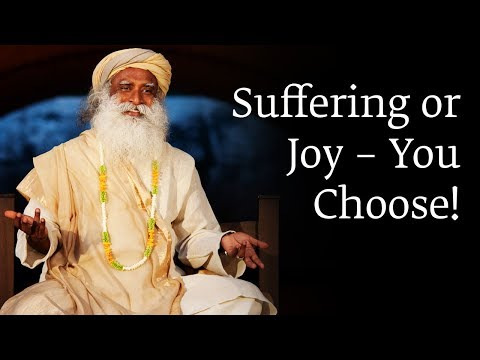 Suffering or Joy