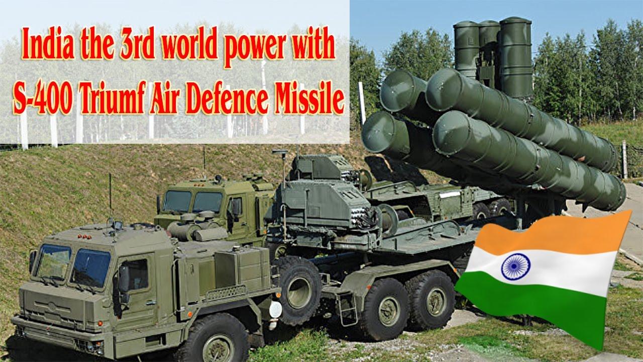 """Résultat de recherche d'images pour """"India, S400 Triumf Air Defense System"""""""