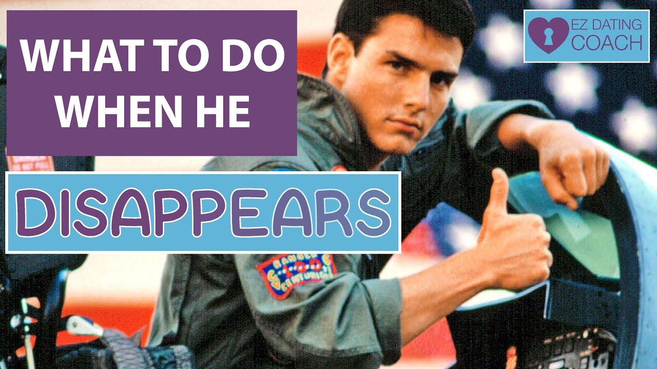 What To Do When a Man Disappears? | Top Gun Shows Us 8 Steps To Bring Him Back