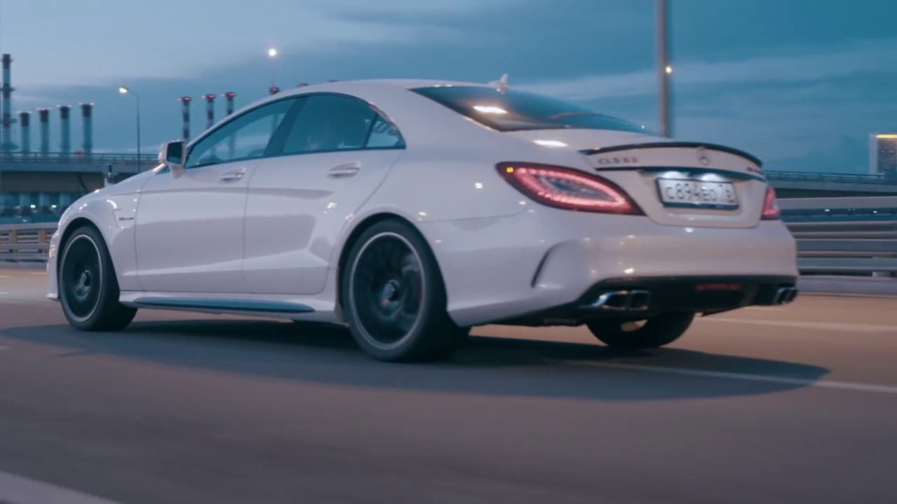 Dt test drive 750 hp mercedes amg cls 63 2015 youtube for Mercedes benz 750