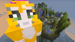 Minecraft - Magic Falls - Hunger Games Map