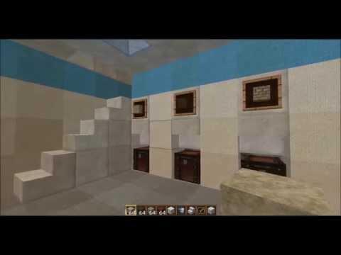 Minecraft - automatisches Lager System (Truhen sortieren)