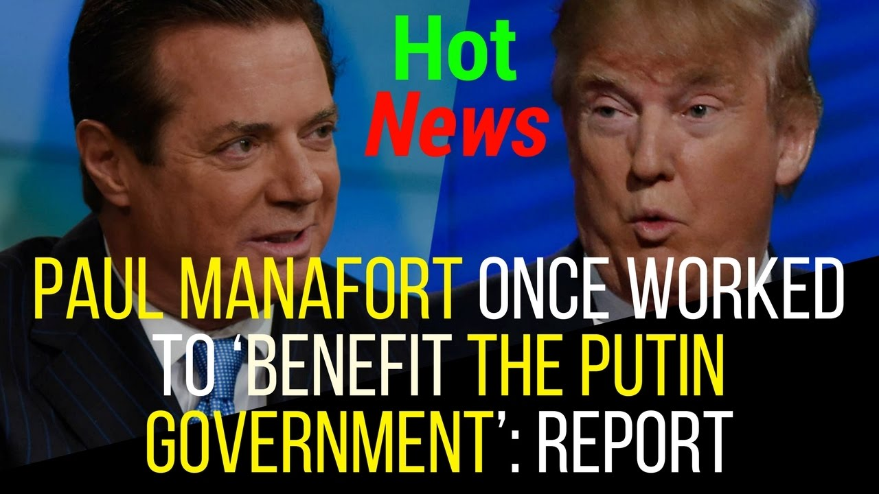 Image result for russia paul manafort