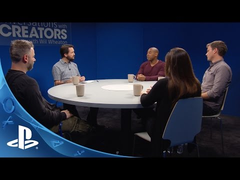 Conversations with Creators with Wil Wheaton | S01, E04: Santa Monica Studio