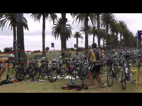Anthony Crews 6002 Active Feet Fun Tri Series 2012 13 StKilda Race 1