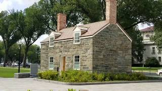 9.1.18 National Mall Lockkeeper's House Opens After 40 Years Washington, DC