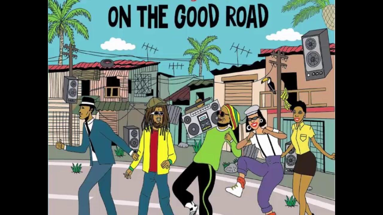 dancing mood on the good road youtube