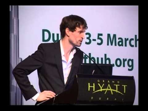 """CTBUH 2008 Dubai Congress - Ole Scheeren, """"Challenging Preconceptions of the High-Rise Typology"""""""