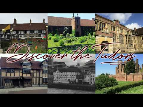 Discover the Tudors - Kenilworth Castle - Claire Ridgway