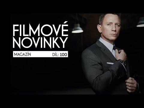 Filmové novinky #100 - Bond už nepije Martini?