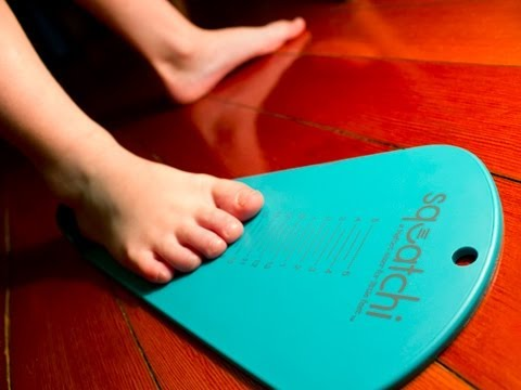 Squatchi - Children's Shoe Sizer