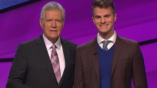 Snapping Guy Gets Sassy On Jeopardy   What's Trending Now